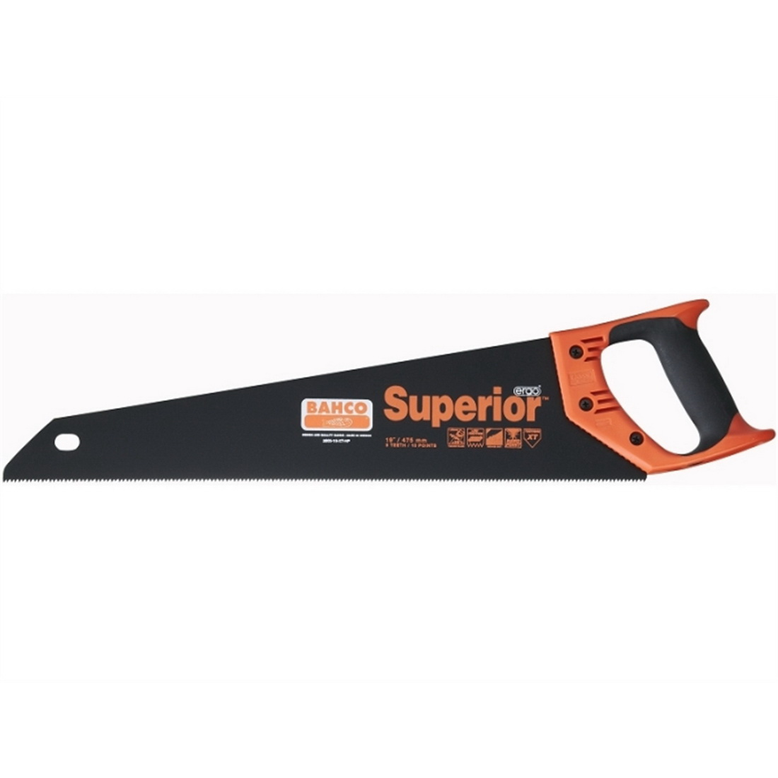 Superior 550mm 9TPI New Generation Hand Saw