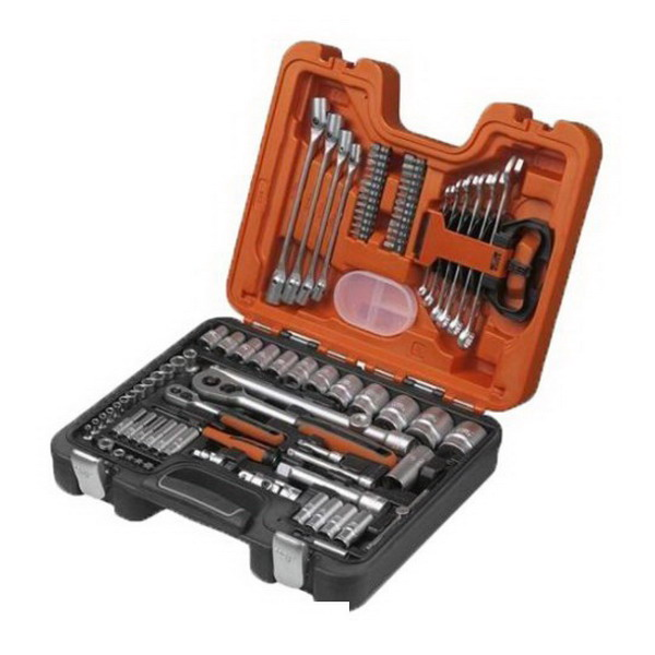 1/4 & 1/2in 91-Piece Socket Set