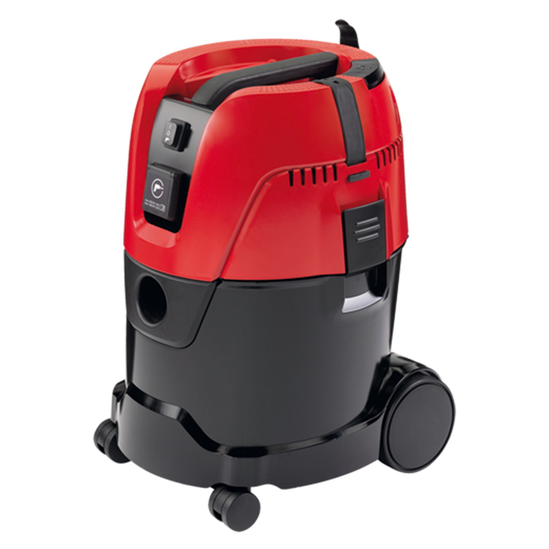 L-Class Wet/Dry Dust Extractor 25L AS2-250ELCP