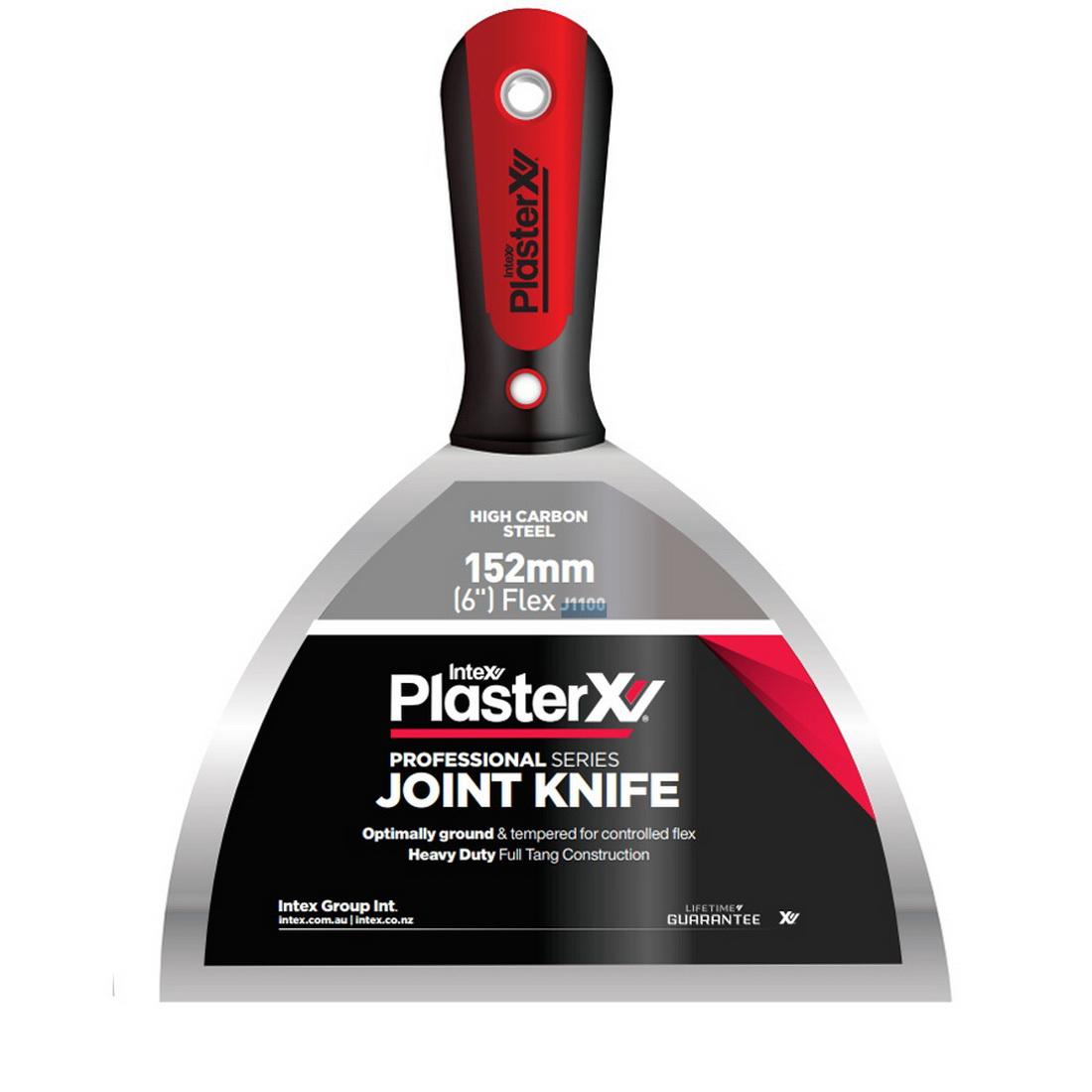 PlasterX MegaGrip Professional 152mm Flexible Joint Knife