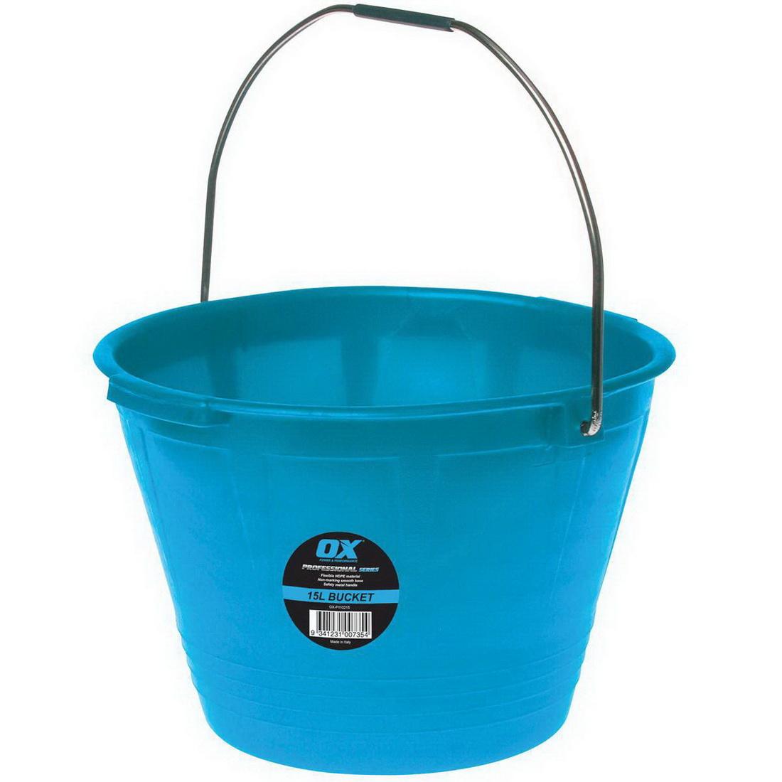 Professional 15L Masonry Bucket