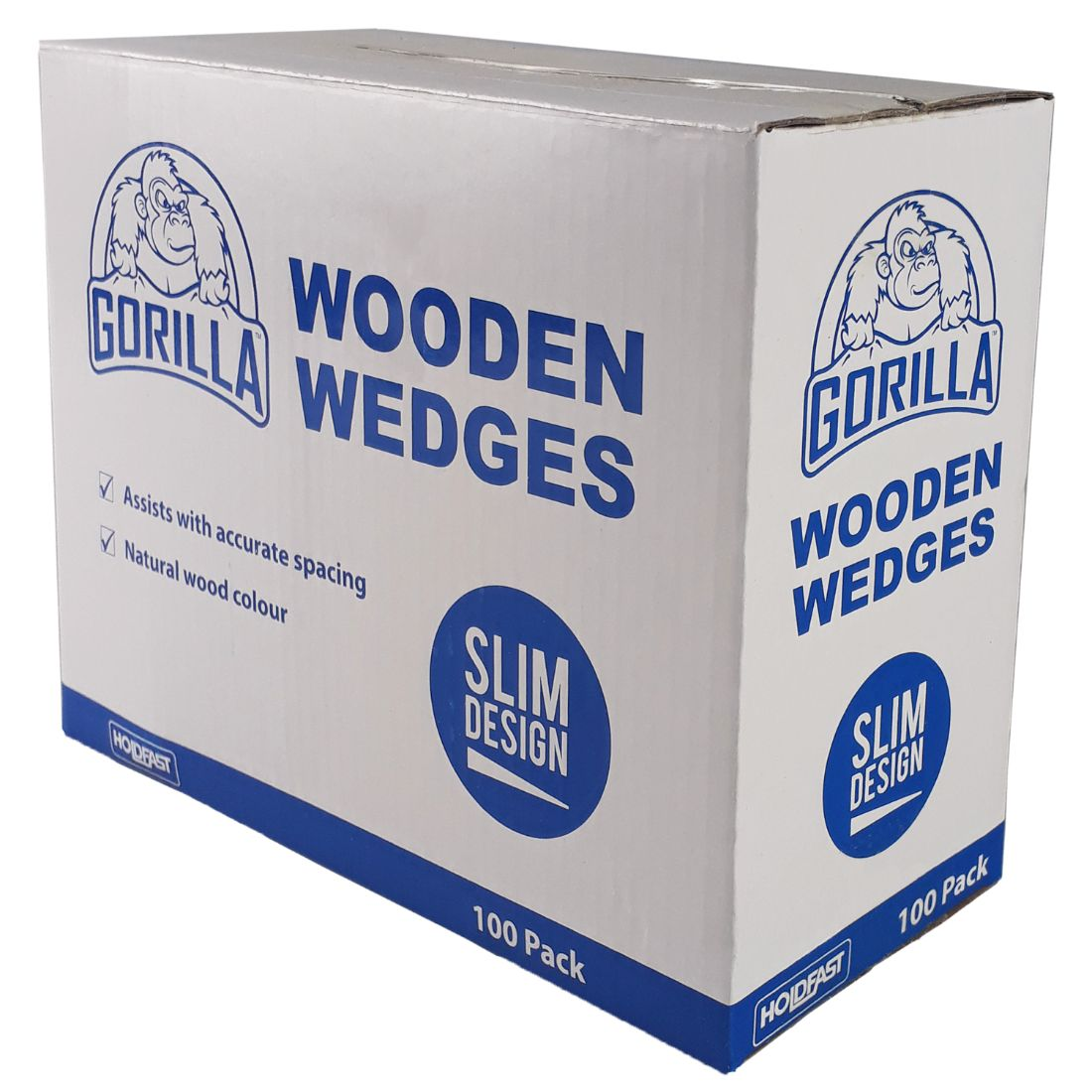 Wooden Wedge 100 Pack 11508