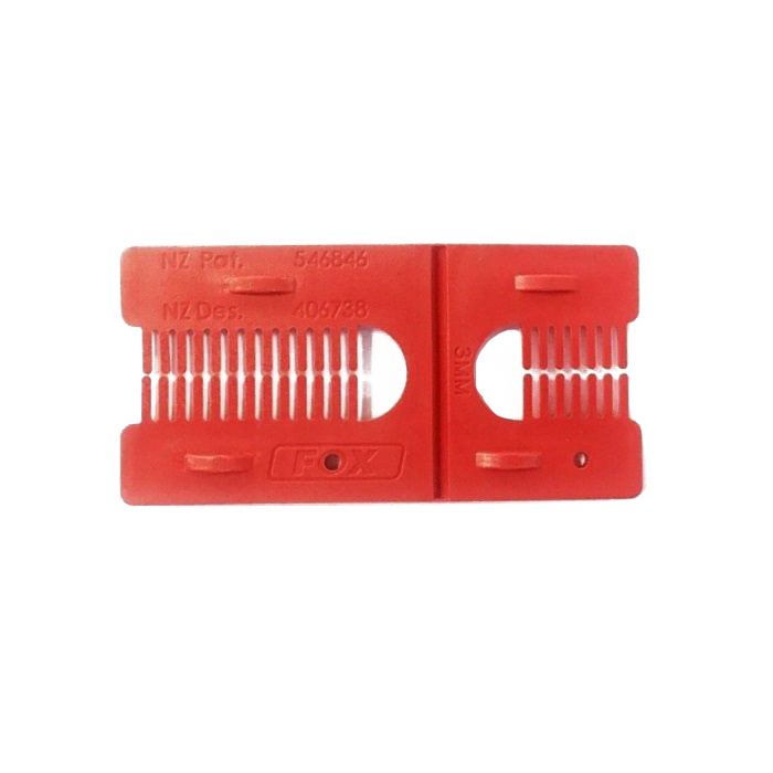 H-Packers Click n Fix 3m Red 100 Pack 39157