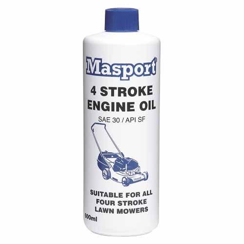 600ml SAE 30 4 Stroke Engine Oil