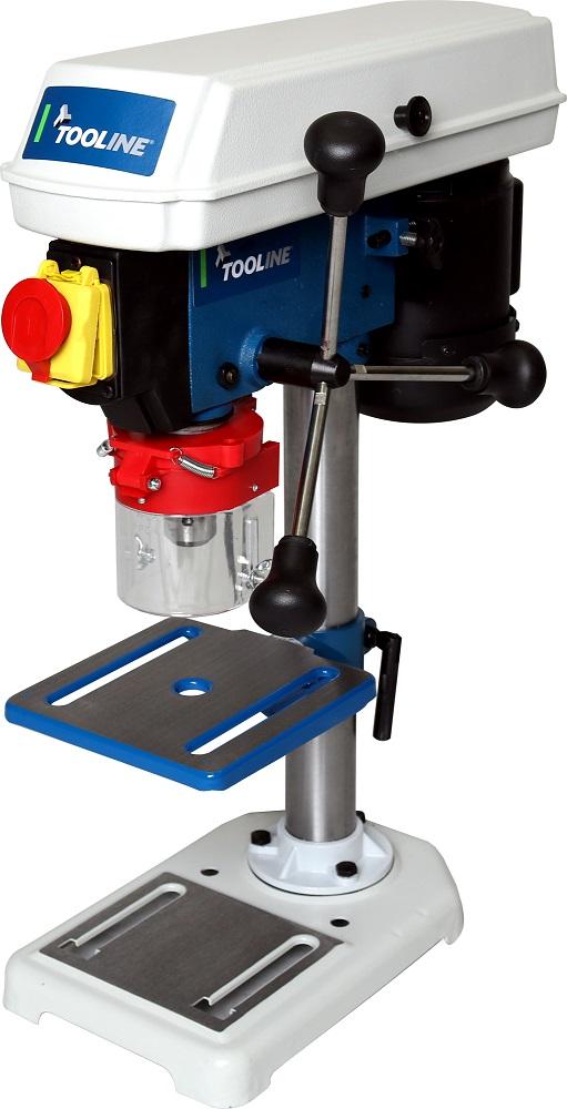 250W 208mm Bench Drill Press