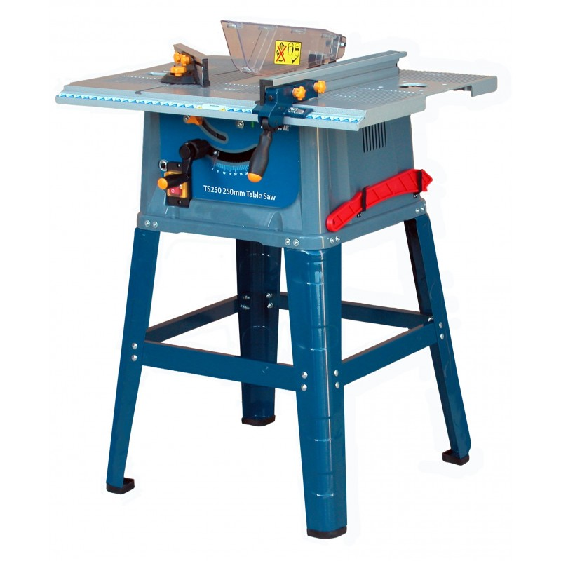 1500W 250mm Table Saw with Stand