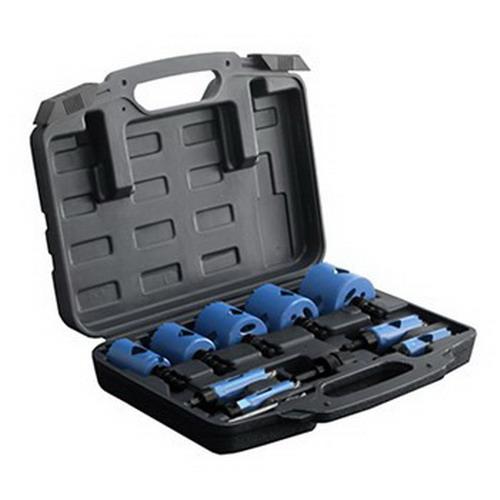 16-60mm 11-Piece Quick Change Hole Saw Kit