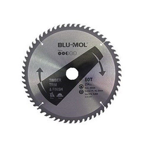 254 x 30mm 60TPI Circular Saw Blade