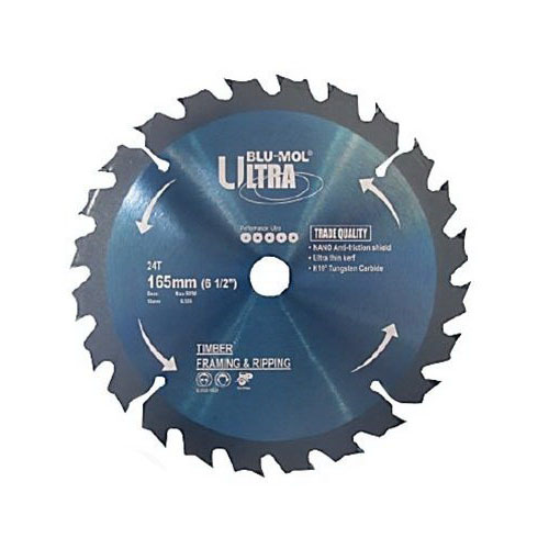 165 x 16mm 24Tpi Circular Saw Blade