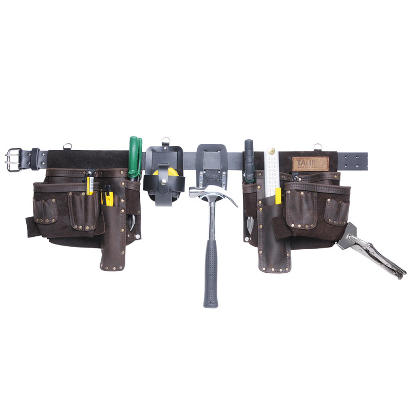 Professional Roofers Toolbelt 50mm Leather ROOFER
