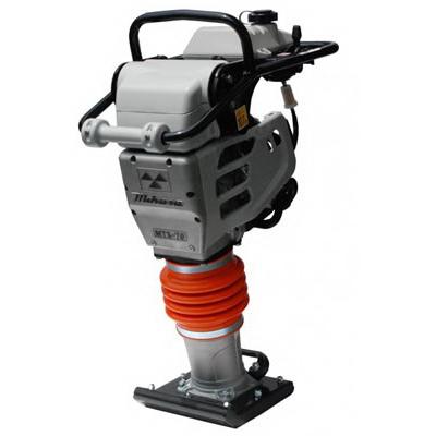 4 Stroke Petrol Rammer 2.5L 14.9kN 2.6kW 3600rpm MTX70ER
