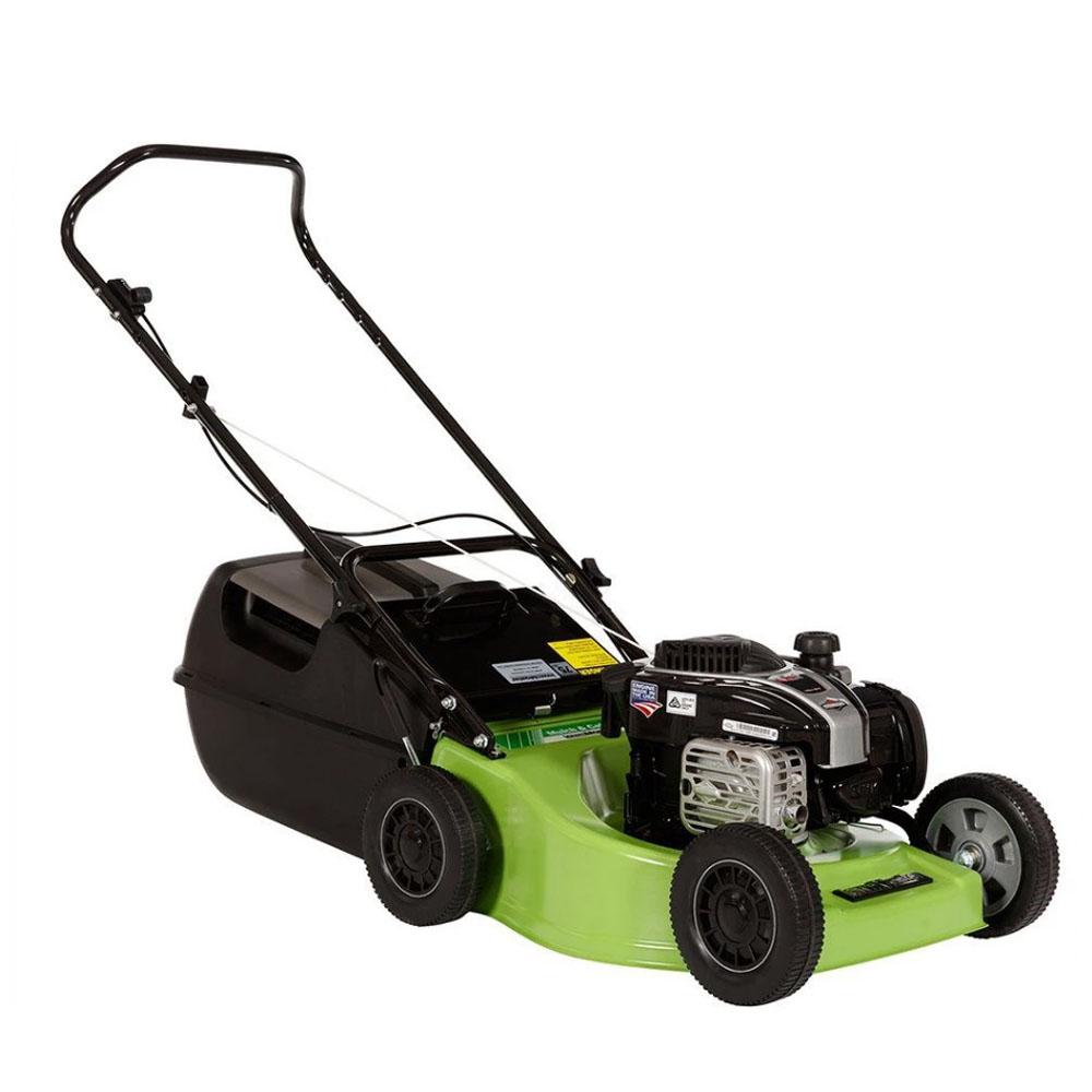 140cc 460mm Petrol 500E Mulch & Catch Lawnmower