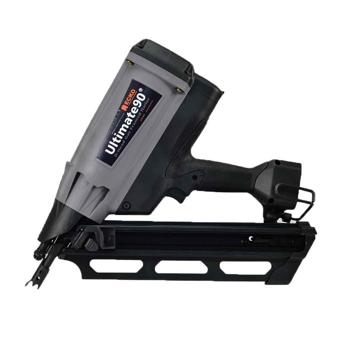 Ultimate90 Gas Framer 50-90mm 60 Nails GTND90G