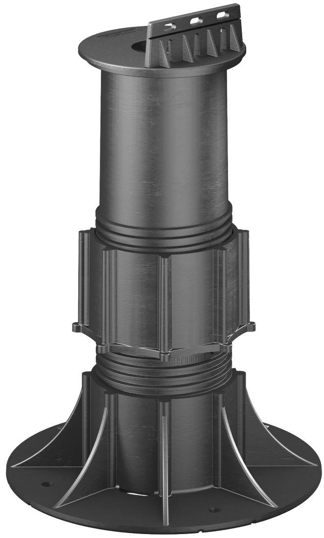 Self-Leveling Swivel Head 235-325mm Black NJSE08