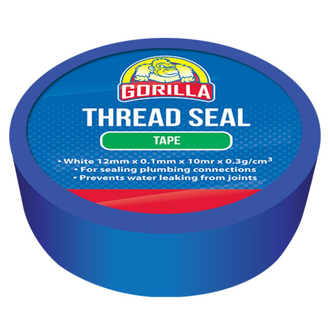 Thread Seal Tape 12mm x 10m
