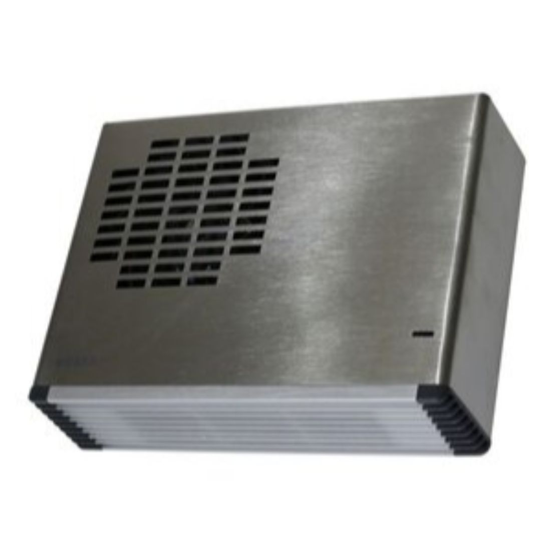 Weiss 2.4kW Bathroom Heater Brushed Stainless