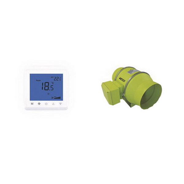 Weiss ER Series 4 Outlet Intelligent Eco Home Ventilation System