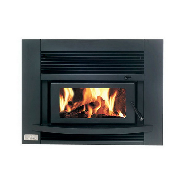 Woodsman Totara 13.7kW Insert Wood Fire