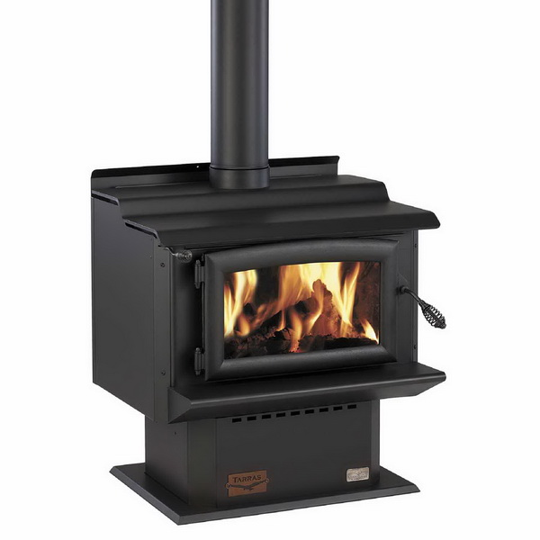 Woodsman Tarras MKIII 23.6kW Wood Fire