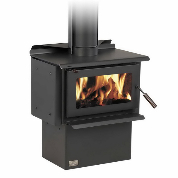 Woodsman ECR NoVo 15.7kW Wood Fire