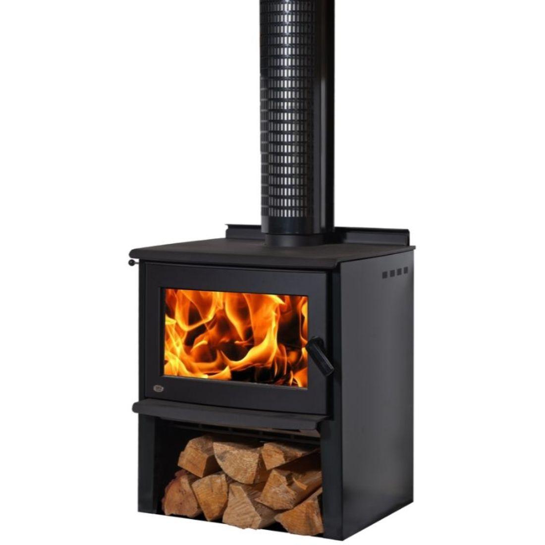 Fire Monte Euro Rural - Gunmetal Black