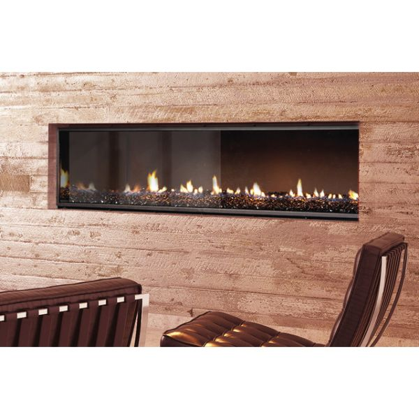 NG/LPG Hi-Efficiency Fire Place