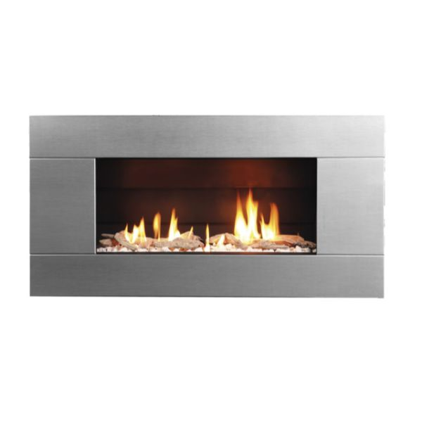 NG/LPG Gas Fireplace ST900