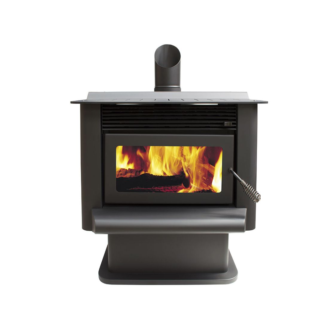 Fisher Hanmer 25kW Wood Fire