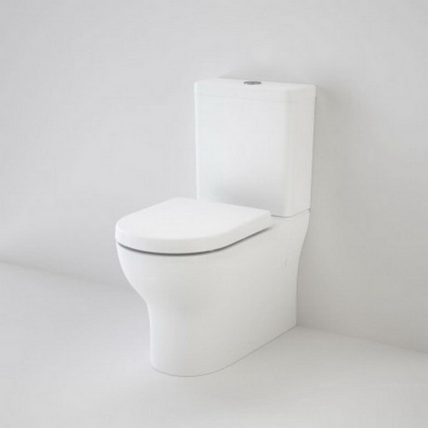 Dorado Toilet Suite 4.5/3L 350 x 670 x 805mm Wall Faced P/S Trap Vitreous China