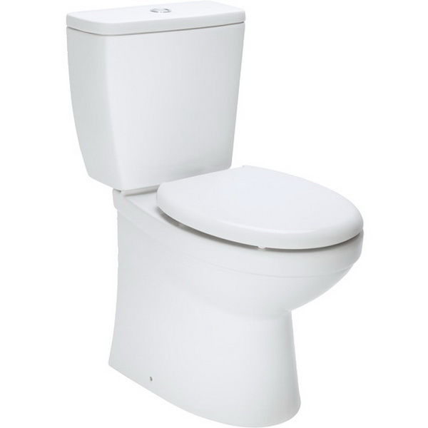 Valencia Toilet Suite 4.5L P/S Trap White