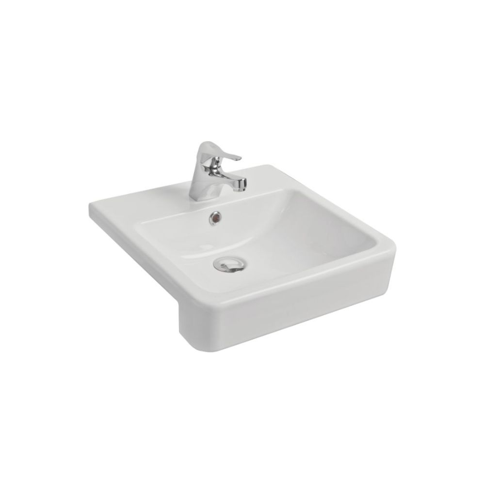 Elevate Wall-hung/Bench Square Basin 450mm