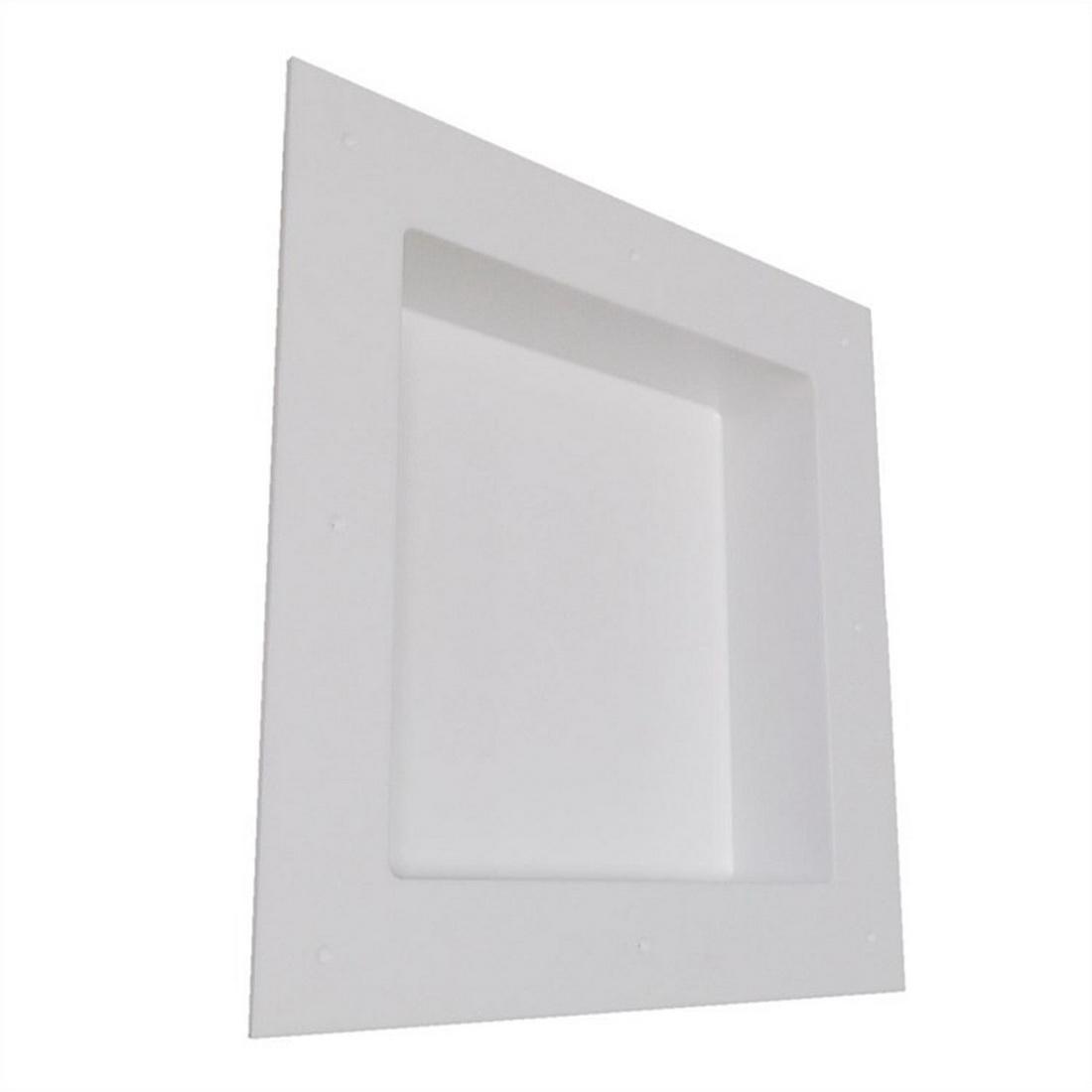 Easy Niche Square Solid Waterproofing Shelf 340 x 340mm