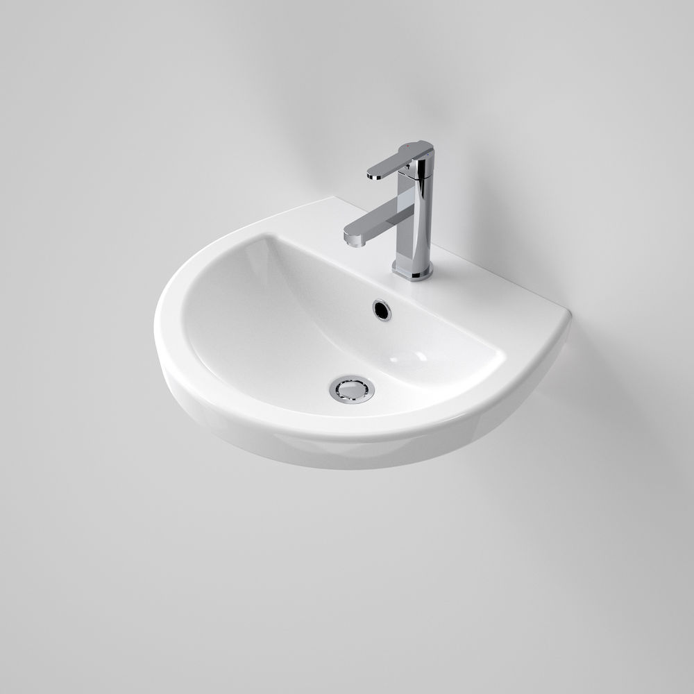 Cosmo Wall Basin 1 Tap Hole 861515W