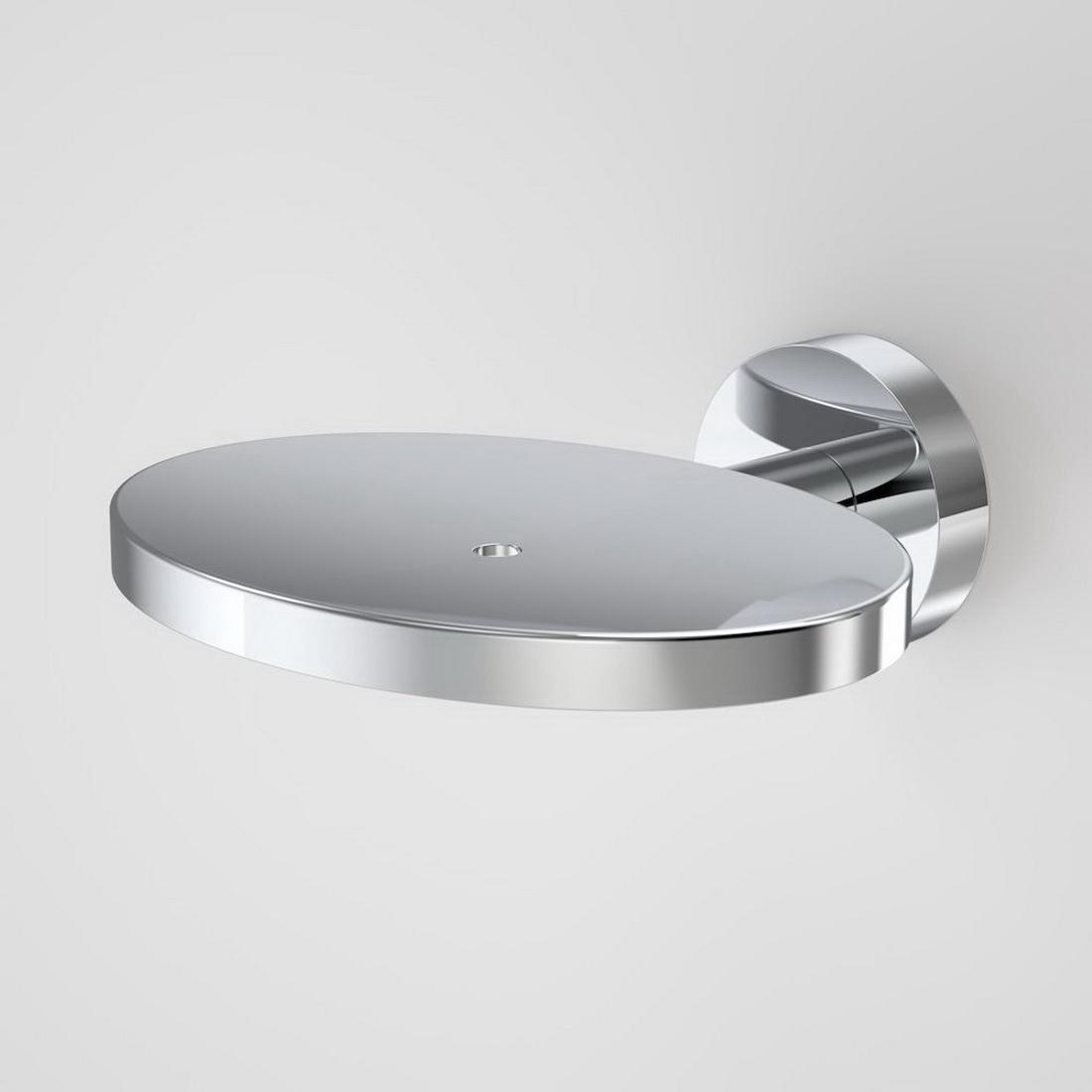 Cosmo Metal Soap Holder Chrome 304128C