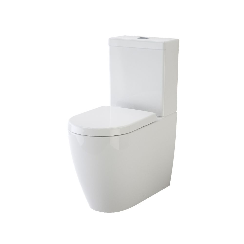 Urbane Cleanflush Wall Faced Toilet Suite