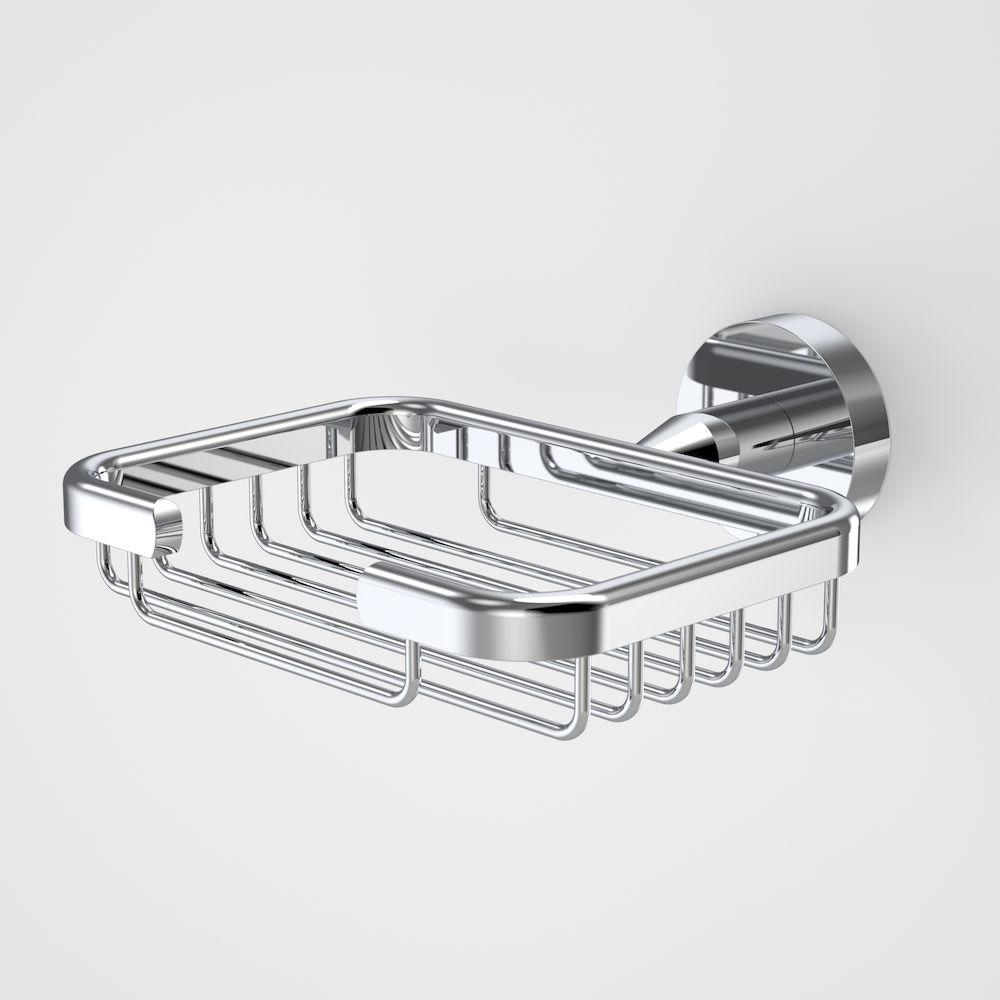 Cosmo Metal Soap Basket Chrome 305103C