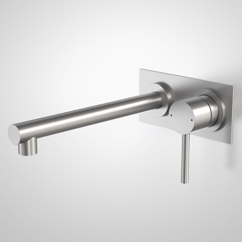 Titan Stainless Steel Wall Bath Mixer 99007SS