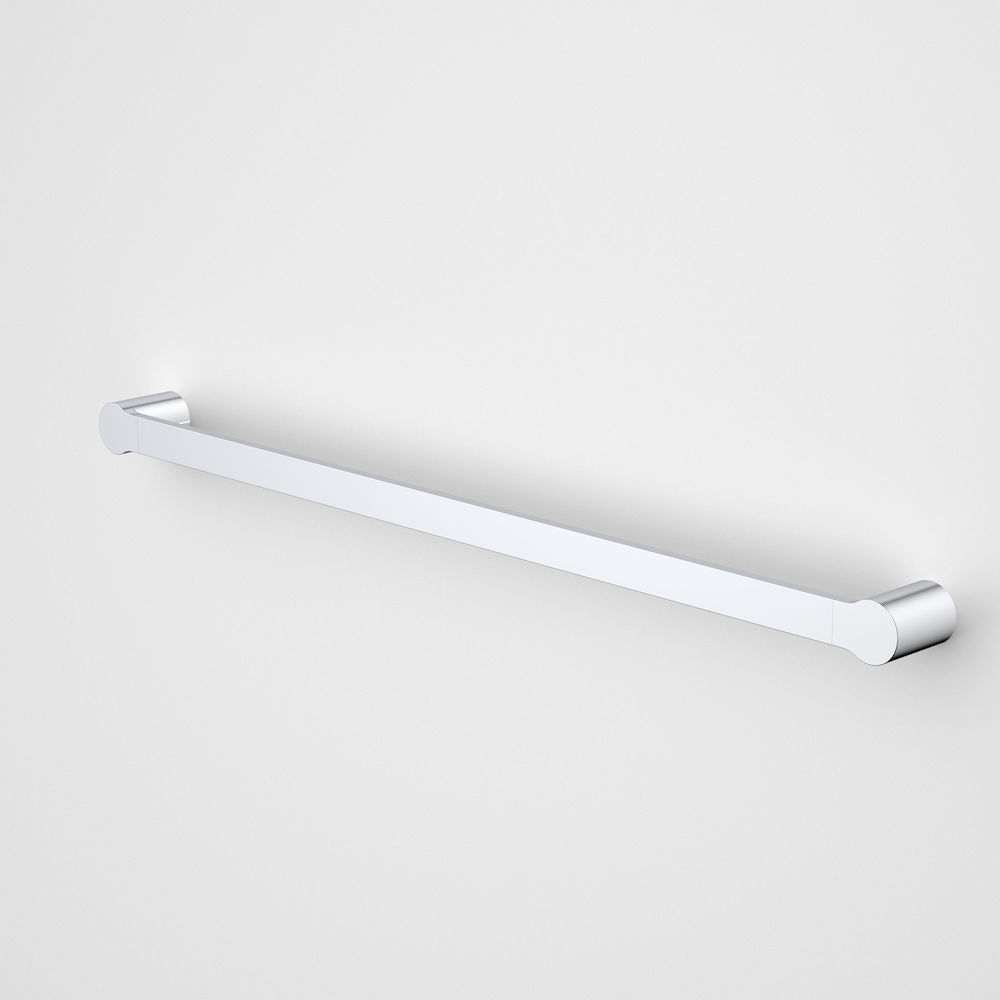 Urbane Single Towel Rail Chrome 98588C