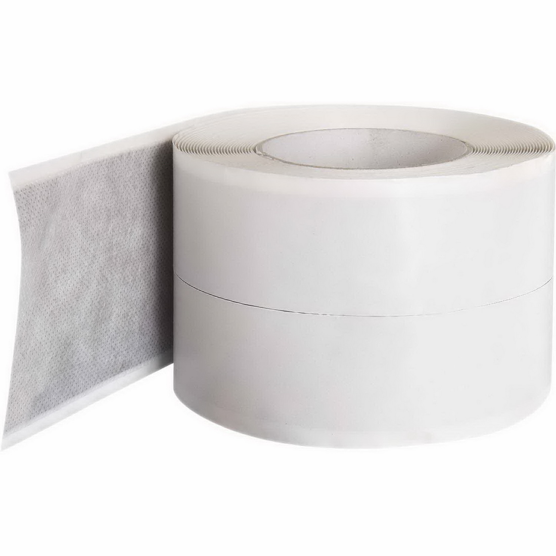 Express Wet Area Self Adhesive Tape Grey 80mm x 10m Roll 23648