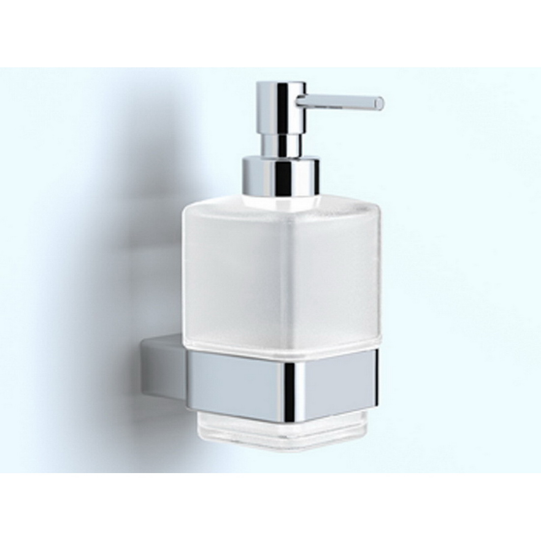 Studio 1 Collection Soap Dispenser Chrome Plated