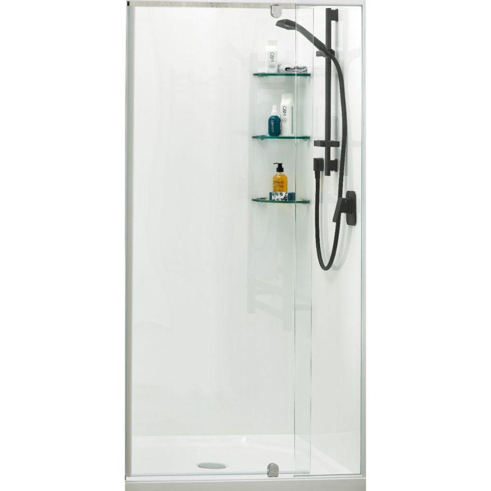 Trombone 940mm Shower Door