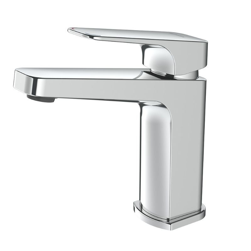 Waipori Basin Mixer 114mm Chrome
