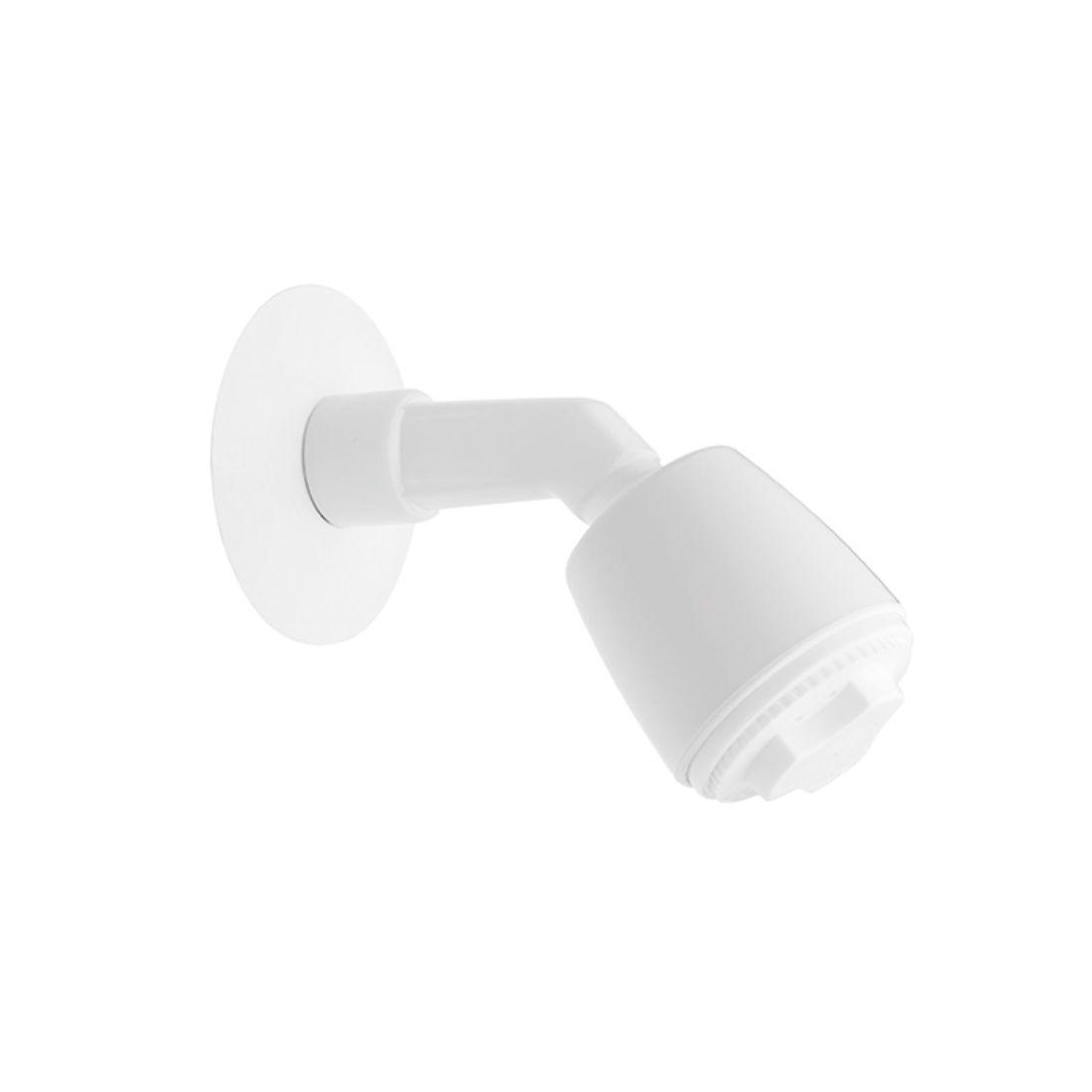 Designer II Shower Head White