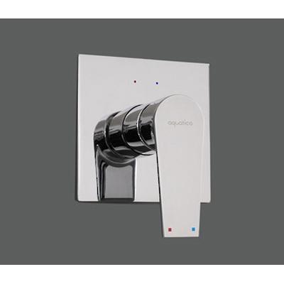 Latino Shower Mixer 120mm Chrome