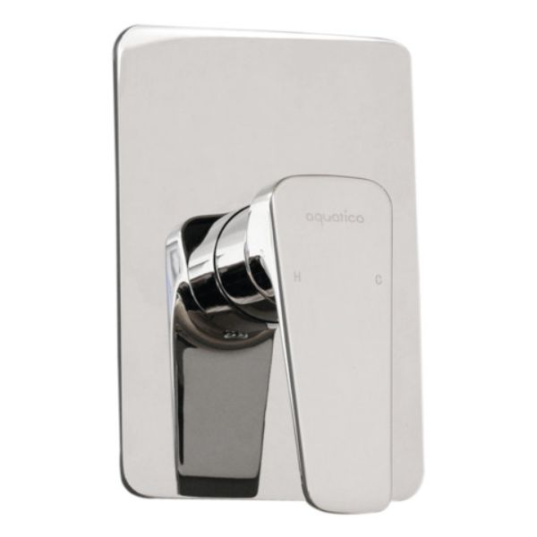 Aquatica ISO Shower Mixer Chrome