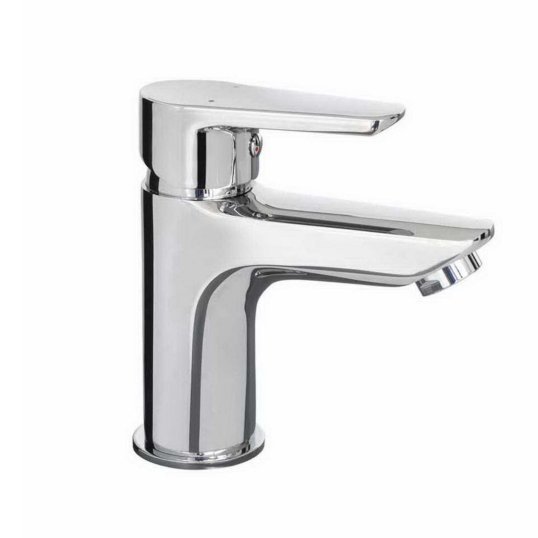 Saluto All Pressure Basin Mixer Chrome