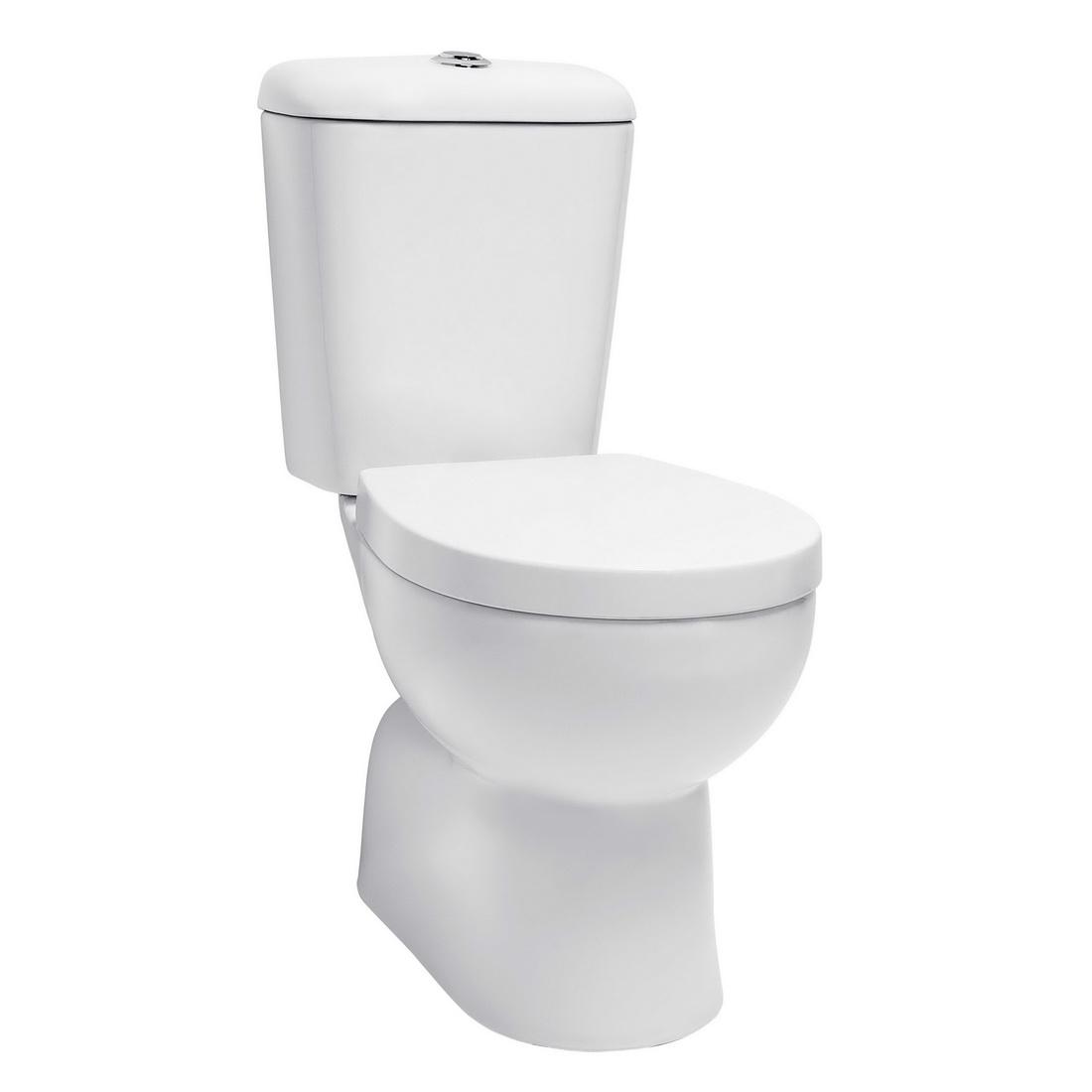 Classic Close Coupled Toilet Suite S Trap