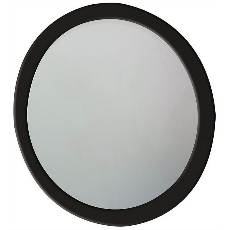 Classic Polished Edge Flat Mirror 590x590mm Round