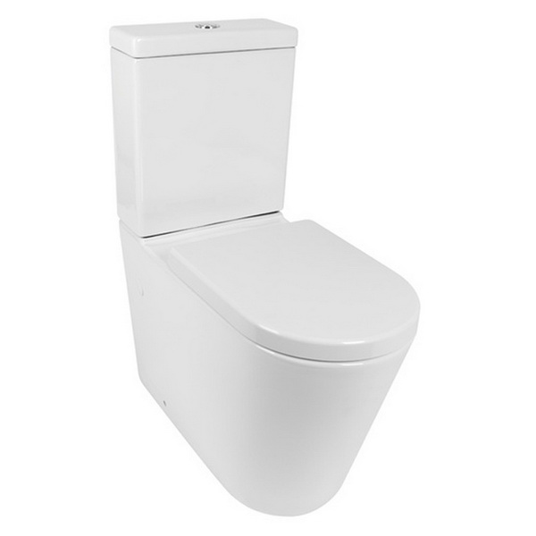 Elevate Back to Wall Comfort Height Toilet ELE100