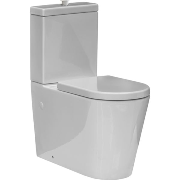 Elevate Accessible Soft Close Toilet